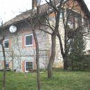 zahodna in južna fasada marca 2002