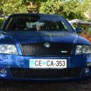 Octavia RS combi 2.0 TFSI