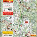 Pirelli Lavanttal zemljevid