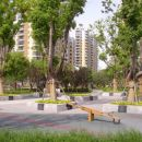 park pred vhodom v st.naselje