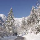 Kamniška Bistrica januar 2007