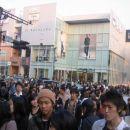 najprometnejše križišče v Tokyu 2 mio pešcev vsak dan