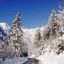 Kamniška Bistrica pozimi