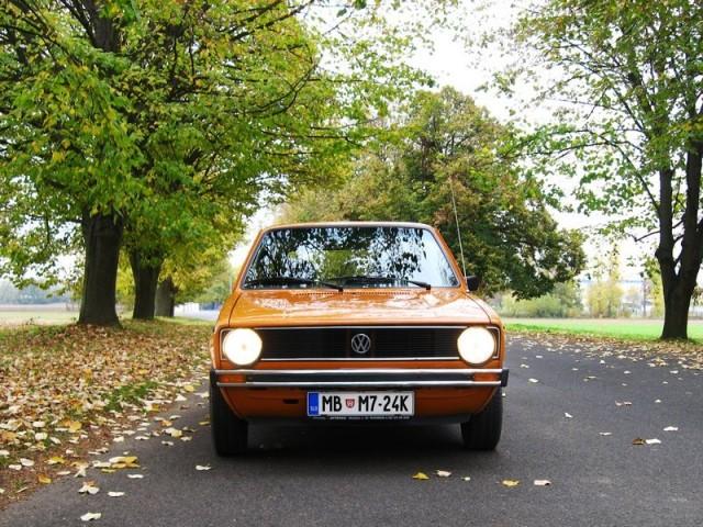 1979 Golf 1 1.5D - foto