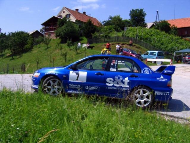 4. Škoda Rally Maribor - foto