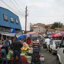 tržnica v starem delu mesta
