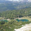 Triglavska jezera, 16.9.2007
