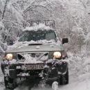 Prvi snijeg ove sezone 17.12.2011.