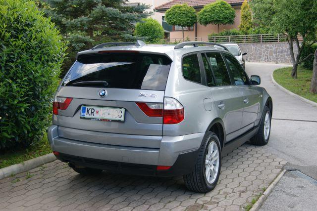 BMW E83 X3 2.0dA - foto