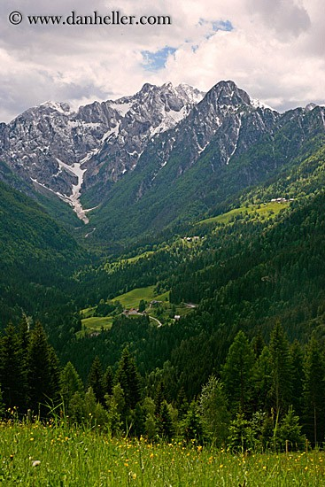 Valley Logarska dolina