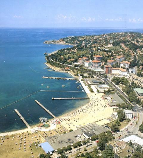 Slovenia coast-Portorož