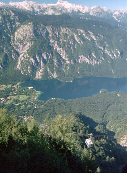 Bohiny lake