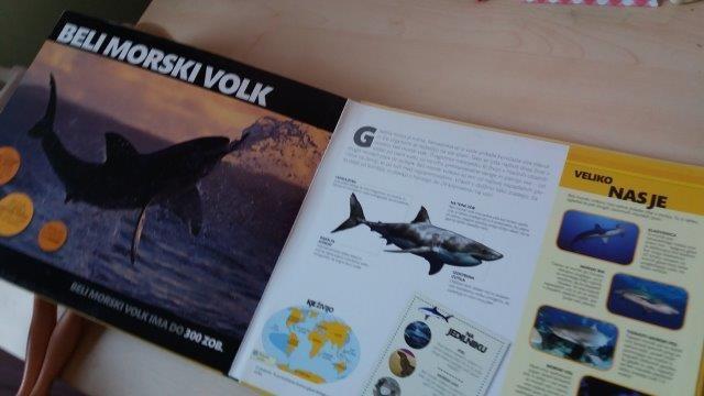 Knjiga živali 10 eur