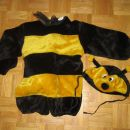 kostum čebelica 2-4 let, 10€